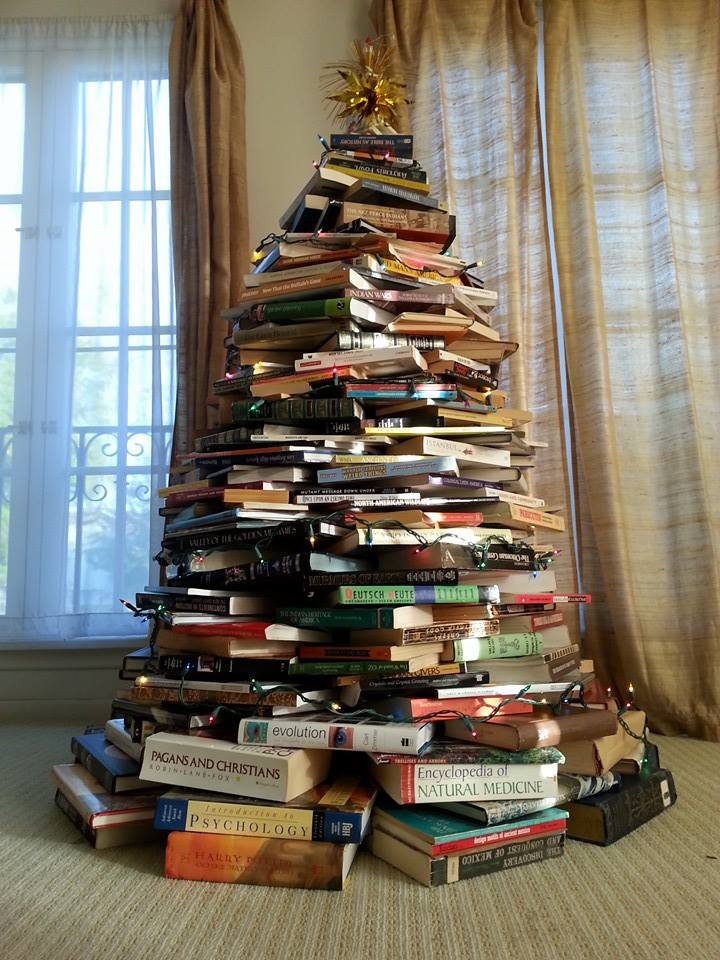 The Bookmas Tree