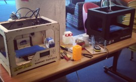 Every Makerspace wants a 3D Printer... or two!